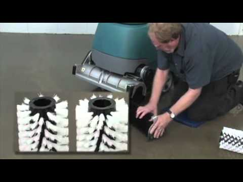 Tennant t20 scrubber sweeper download youtube mp3 for Floor operator