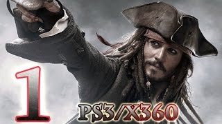 Pirates of the Caribbean: At World's End (PS3, X360) Game Part 1
