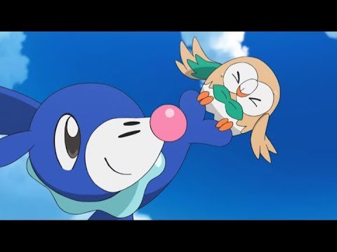 connectYoutube - Adventures with Rowlet and Popplio!