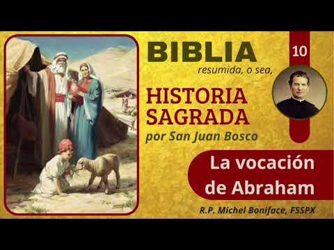 10 La vocacion de Abraham | Historia Sagrada