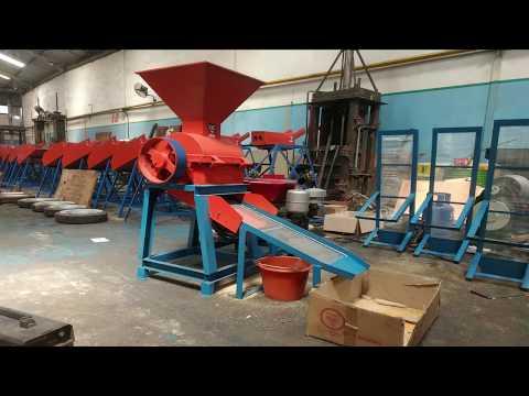 Mesin Hammer Mill | Alat Penghancur Bahan Baku Serbaguna