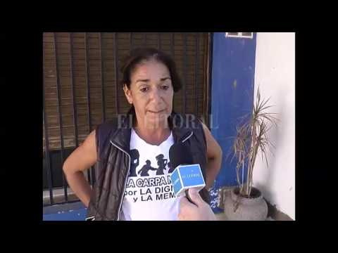 INUNDACIÓN DEL SALADO:14 AÑOS DESPUÉS VUELVE LA CARPA NEGRA A PLAZA DE MAYO