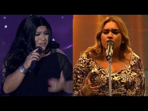 Imitadoras de La India y Adele protagonizaron un tremendo duelo musical - Yo Soy: Grandes Batallas
