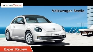 Volkswagen Beetle   Expert Review   Cardekho.com