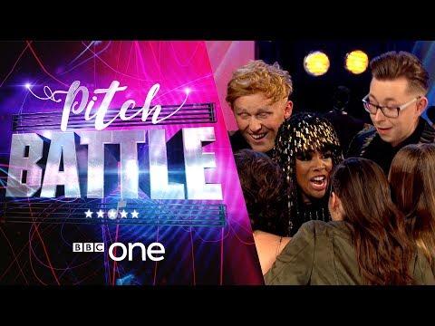 Kelis reveals the winner - Pitch Battle: Live Final | BBC One