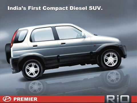 Compact SUV in India