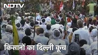 Farmers Protest: आज से Jantar Mantar पर किसानों की संसद - NDTVINDIA