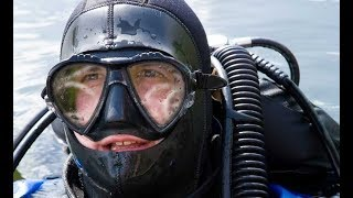 video of Full Face Diving Mask 201