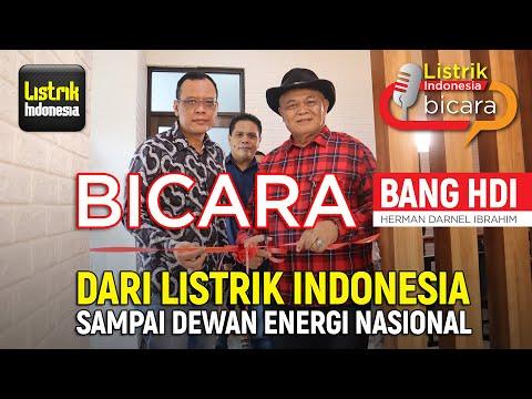 Photo of HDI Bicara: Dari Listrik Indonesia sampai Dewan Energi Nasional