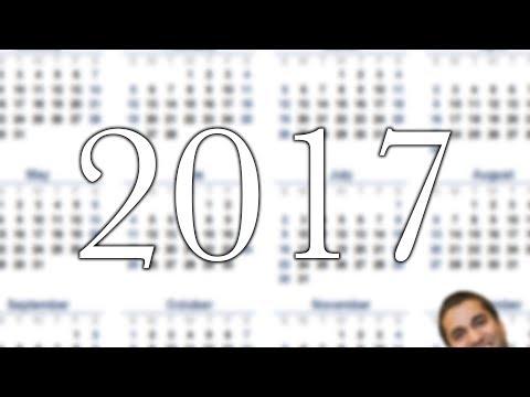 2017 in a Nutshell