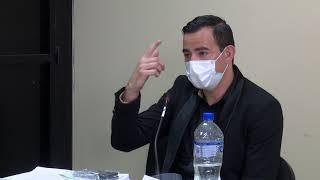 Aplazan audiencia de Marco Pablo Pappa por violencia contra la mujer