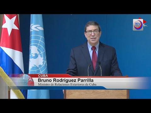 Ratifica Cuba compromiso con defensa de derechos humanos