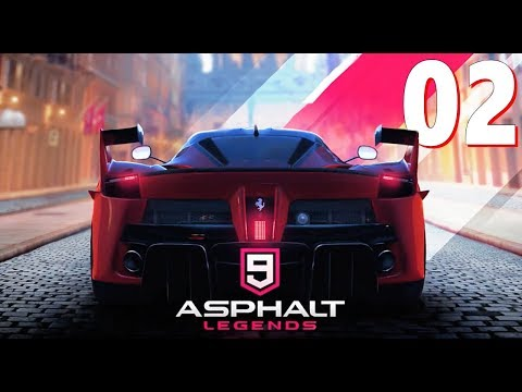 Asphalt 9 Legends - Career Play Through Part 2 - Iphone 8s Plus Footage