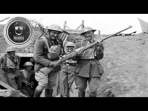 T-Gewehr 1918 el primer fusil anti material de la historia
