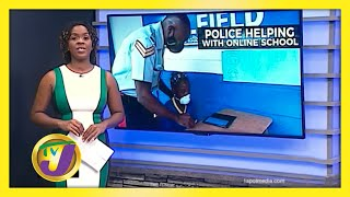 Belfield Police Accommodate Students without Internet - November 23 2020