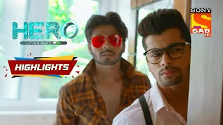 Veer Keeps A Close Check On His Family   Hero - Gayab Mode On   Episode 122   Highlights - SABTV