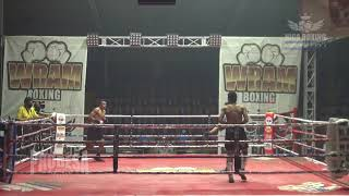 Brayan Jimenez VS Josue Mendez - Nica Boxing Promotions