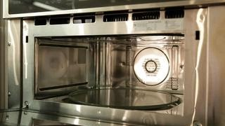 GE's Advantium wall oven combo sears swiftly or slow and low.