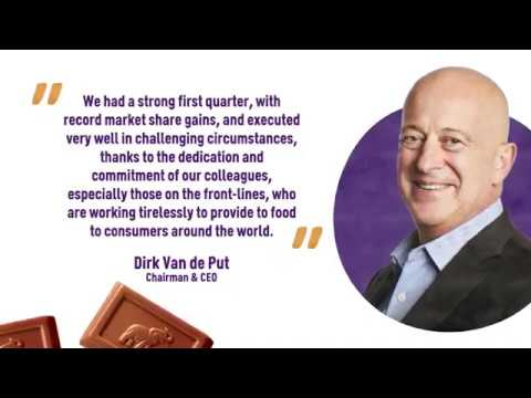 Mondelēz International Reports Q1 2020 Earnings