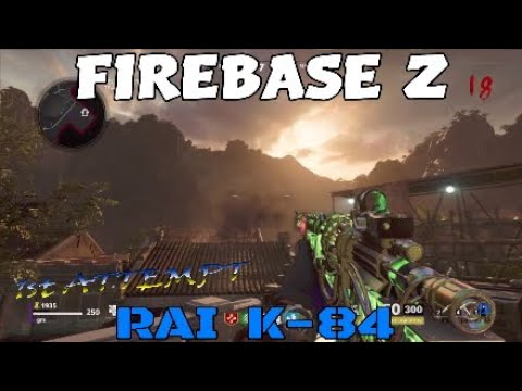 FULLY PAP D RAI K 84 IS INSANE!!! FIREBASE Z 1st Attempt! How To Turn On Power & Unlock Pack A Punch