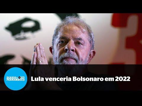 Datafolha: Lula venceria Bolsonaro nas eleições de 2022
