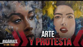 ARTE como PROTESTA | Agárrate | Patricia Poleo | 3 de 3