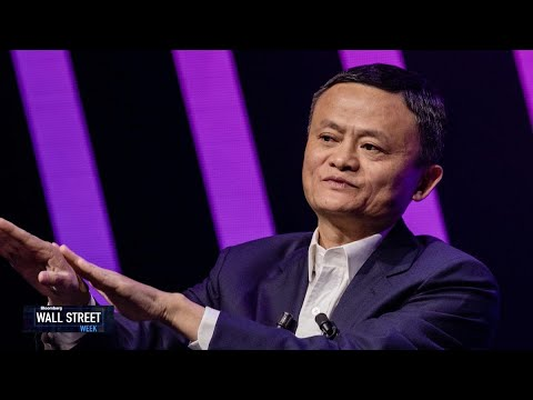 China Takes On Jack Ma's Tech Empire