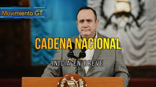 CADENA NACIONAL, GIAMMATTEI, CADENAS REGIONALES DEL VALOR PARA LA REACTIVACION ECONOMICA Y SOCIAL