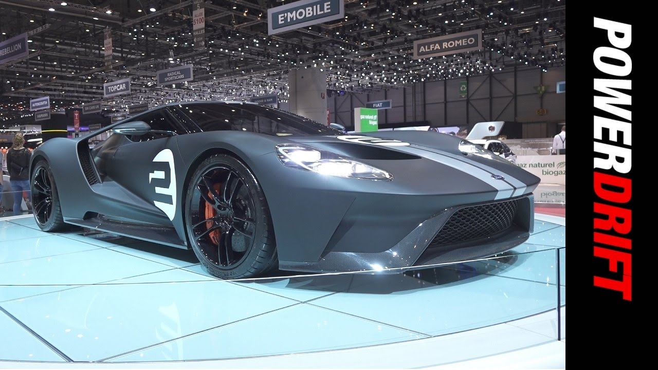 Ford at Geneva Motor Show : PowerDrift
