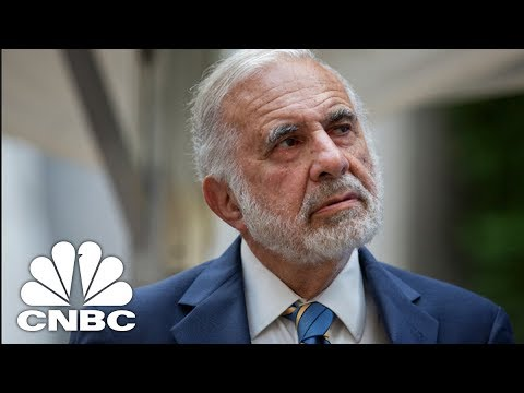 Carl Icahn On His Latest Investments   CNBC