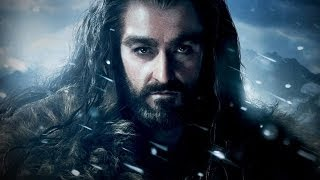 Are Hobbit Spin-Offs Possible? - Richard Armitage Interview - WonderCon 2014