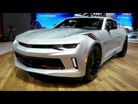 2017 Chevy Redline Special Editions - 2017 Chicago Auto Show