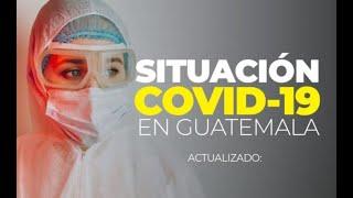 Resumen de casos de COVID -19 a nivel nacional