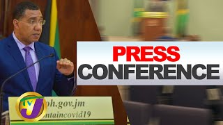 Jamaican Gov't Digital Press Conference - July 8 2020