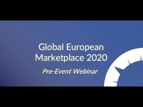 ETOA Webinar | Global European Marketplace 2020 Pre-event Webinar