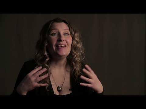 Vampyrforskaren Anna Höglund ger en introduktion