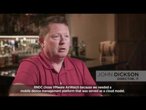 Republic National Distributing Company (RNDC) Secures Mobile Devices with VMware AirWatch & Skycure