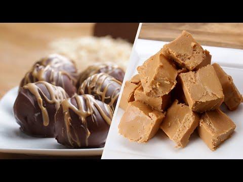 5 Quick & Easy Peanut Butter Treats ?Tasty