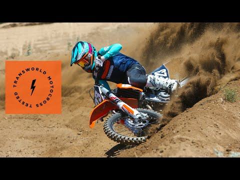 First Impression Of The 2019 KTM 250 SX-F | TransWorld Motocross