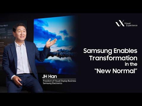 Visual Experience: Welcome to a new era | Samsung
