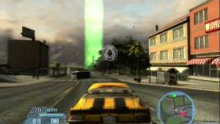 Transformers The Game PS3 - Autobot Mission 3 ''Protect and Serve''