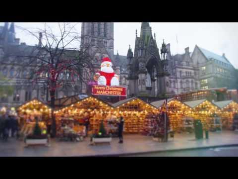 My Manchester - Christmas Market - Premier Inn