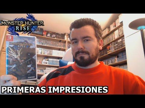 MONSTER HUNTER RISE (Nintendo Switch) - Primeras Impresiones