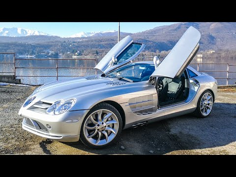 My Friend Bought a Mercedes SLR McLaren (Sub ENG)