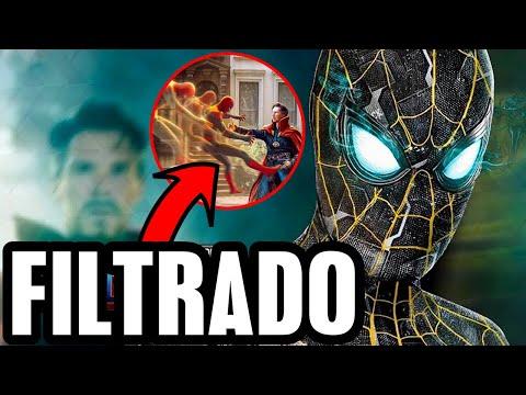 Se filtró el trailer de Spider-Man No Way Home, Multiverso confirmado, descripción y seremos ricos