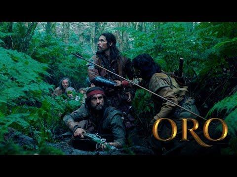 ORO. Raúl Arévalo, Bárbara Lennie, Óscar Jaenada y Jose Coronado. En cines 10 de noviembre.