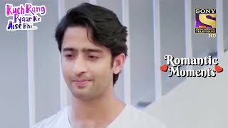 Sonakshi Is Dev's Stress Buster | Kuch Rang Pyar Ke Aise Bhi | Romantic Moments - SETINDIA