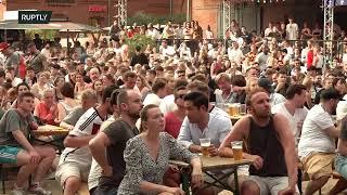LIVE: Football fans watch Germany vs Portugal Euro 2020 match in Berlin