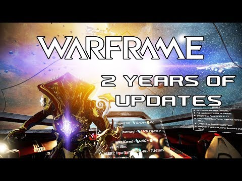 Warframe: Inhaling 2 years of Updates