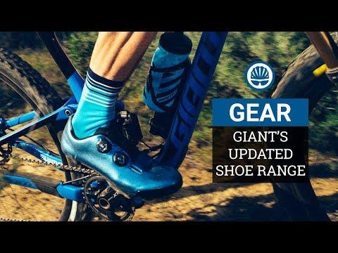 Giant's New XC Shoes & Adam Craig Developed Trail Flats | Sea Otter 2019